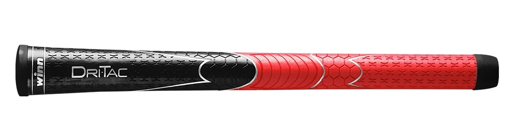 ​​Winn Black/Red Dri-Tac (Standard)