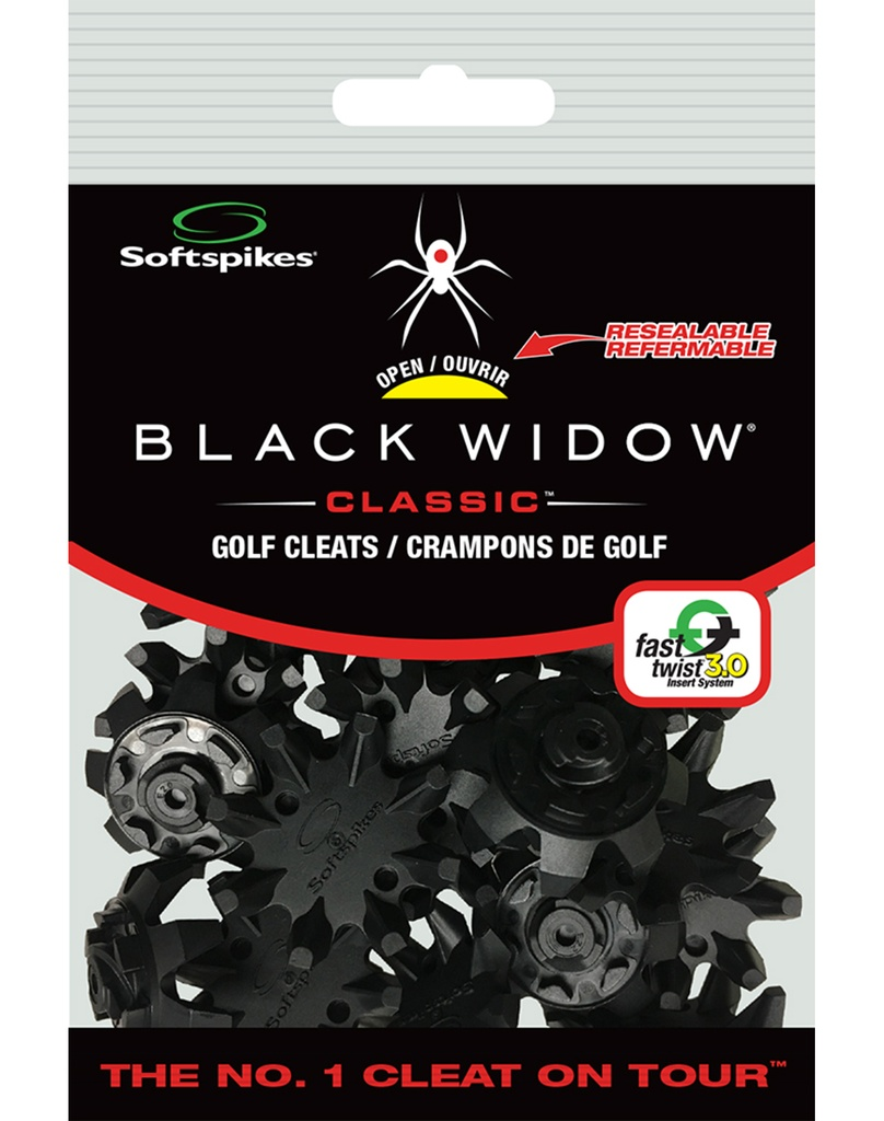 ​​Black Widow Fast Twist 3.0 Resealable Bags