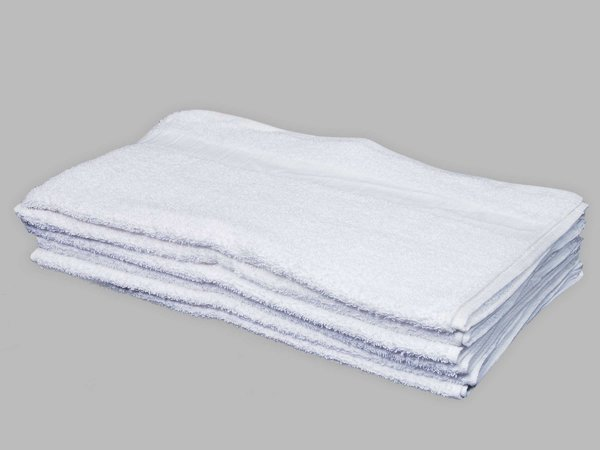 ​​24X48 10/S Bath Towel - Doz White