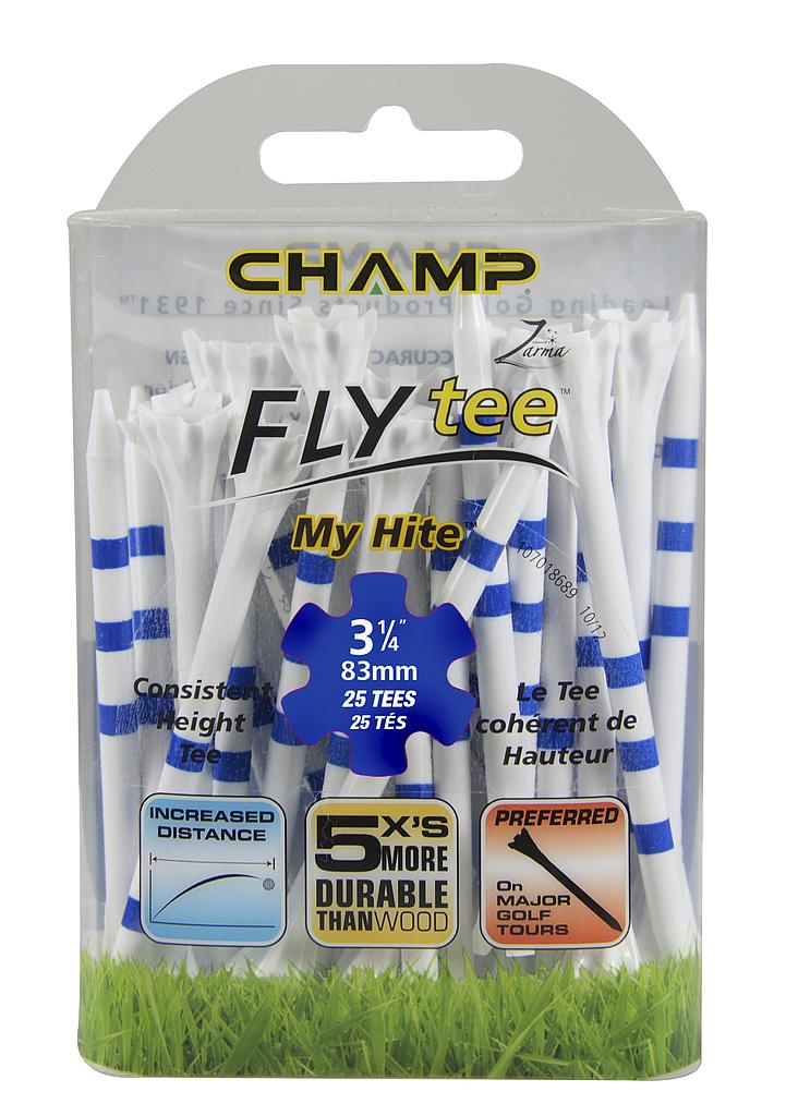 ​​My Hite Flytees - Pack Of 25 3 1/4""