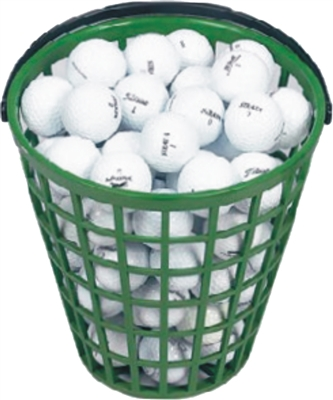 ​​Range Ball Basket - Medium - 65-75 Balls