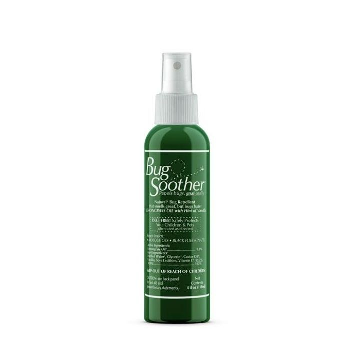 12 - 4 oz Bug Soother All Natural Insect Repellent