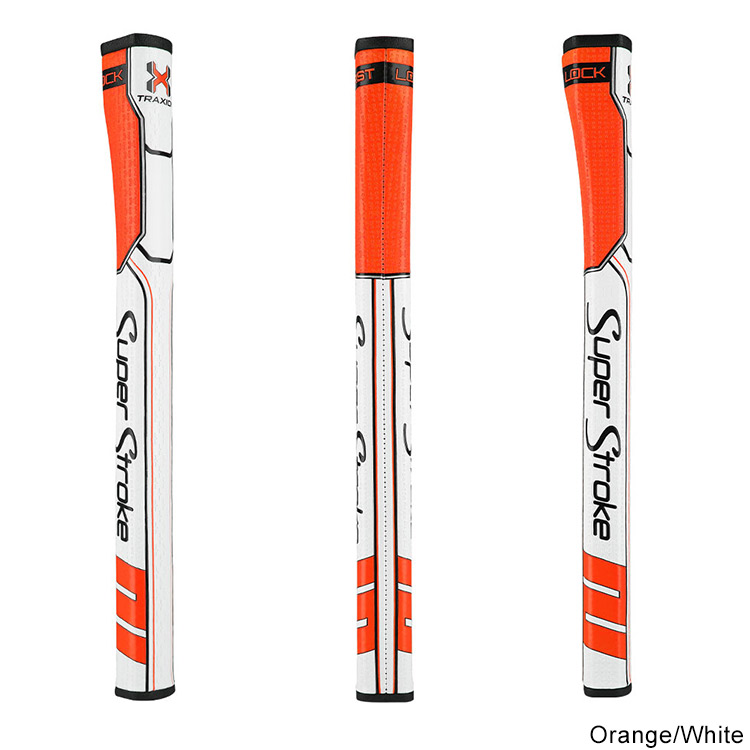 [05-SST852] Super Stroke WristLock Putter Grip - Orange